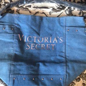 New with tags Victoria's Secret denim bag